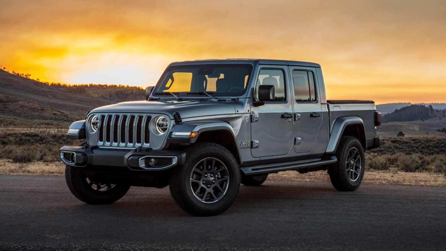 2020 Jeep Gladiator Redesign and Review