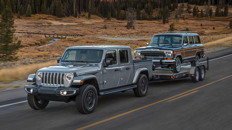 2020 Jeep Gladiator Concept
