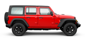 Jeep Wrangler 2020 Willys Limited Edition