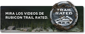 Mira los videos de Rubicon Trail Rated