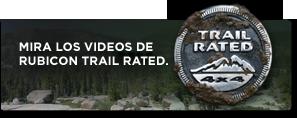 Mira los videos de Rubicon Trail Rated
