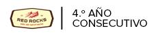 Logo de Asociaciones de Jeep 2015: Red Rocks