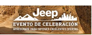 Incentivos por celebración de Jeep