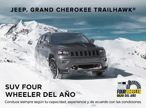 Grand Cherokee Trailhawk