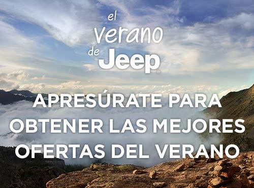 Verano de Jeep