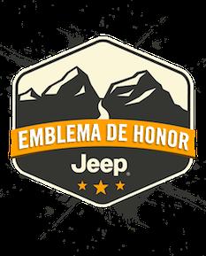 Emblema de honor de Jeep